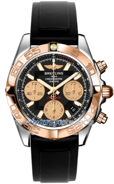 Breitling Chronomat 41 Mens watch, model number - cb014012/ba53-1pro2d, discount price of £6,690.00 from The Watch Source