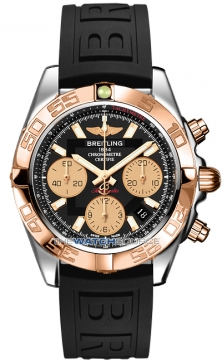 Breitling Chronomat 41 Mens watch, model number - cb014012/ba53-1pro3d, discount price of £6,720.00 from The Watch Source