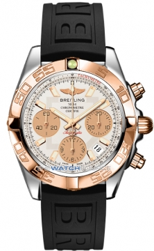Breitling Chronomat 41 Mens watch, model number - cb014012/g713-1pro3d, discount price of £6,720.00 from The Watch Source