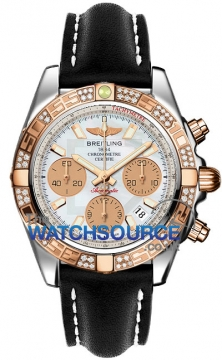 Breitling Chronomat 41 Mens watch, model number - cb0140aa/a722-1lt, discount price of £9,260.00 from The Watch Source