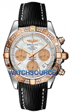 Breitling Chronomat 41 Mens watch, model number - cb0140aa/a722-1lts, discount price of £9,260.00 from The Watch Source