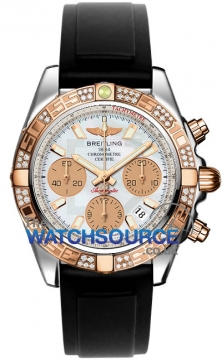 Breitling Chronomat 41 Mens watch, model number - cb0140aa/a722-1pro2d, discount price of £9,410.00 from The Watch Source