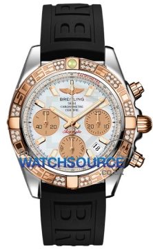 Breitling Chronomat 41 Mens watch, model number - cb0140aa/a722-1pro3d, discount price of £9,430.00 from The Watch Source