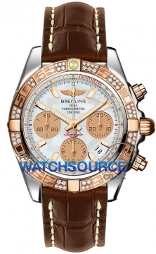 Breitling Chronomat 41 Mens watch, model number - cb0140aa/a722-2cd, discount price of £9,650.00 from The Watch Source
