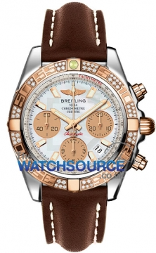 Breitling Chronomat 41 Mens watch, model number - cb0140aa/a722-2lt, discount price of £9,260.00 from The Watch Source
