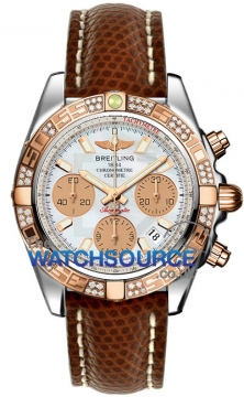 Breitling Chronomat 41 Mens watch, model number - cb0140aa/a722-2zd, discount price of £9,450.00 from The Watch Source