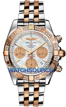 Breitling Chronomat 41 Mens watch, model number - cb0140aa/a722-tt, discount price of £11,230.00 from The Watch Source