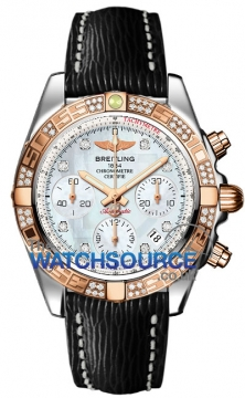 Breitling Chronomat 41 Mens watch, model number - cb0140aa/a723-1lts, discount price of £9,450.00 from The Watch Source