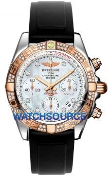Breitling Chronomat 41 Mens watch, model number - cb0140aa/a723-1pro2t, discount price of £9,410.00 from The Watch Source