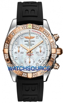 Breitling Chronomat 41 Mens watch, model number - cb0140aa/a723-1pro3t, discount price of £9,430.00 from The Watch Source