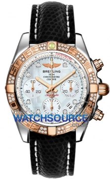 Breitling Chronomat 41 Mens watch, model number - cb0140aa/a723-1zd, discount price of £9,650.00 from The Watch Source