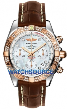 Breitling Chronomat 41 Mens watch, model number - cb0140aa/a723-2ct, discount price of £9,650.00 from The Watch Source