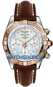 Breitling Chronomat 41 Mens watch, model number - cb0140aa/a723-2ld, discount price of £9,610.00 from The Watch Source