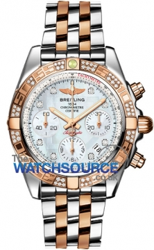 Breitling Chronomat 41 Mens watch, model number - cb0140aa/a723-tt, discount price of £11,470.00 from The Watch Source