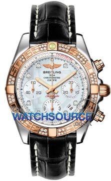 Breitling Chronomat 41 Mens watch, model number - cb0140aa/ba53-1ct, discount price of £9,170.00 from The Watch Source