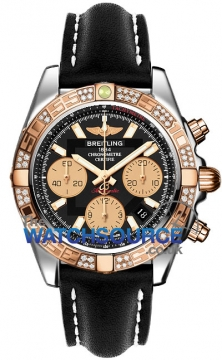 Breitling Chronomat 41 Mens watch, model number - cb0140aa/ba53-1ld, discount price of £9,100.00 from The Watch Source