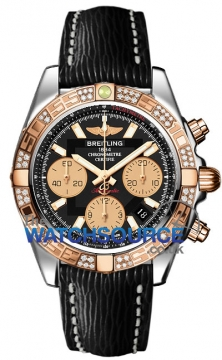 Breitling Chronomat 41 Mens watch, model number - cb0140aa/ba53-1lts, discount price of £8,930.00 from The Watch Source