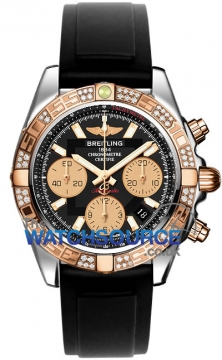 Breitling Chronomat 41 Mens watch, model number - cb0140aa/ba53-1pro2t, discount price of £8,880.00 from The Watch Source