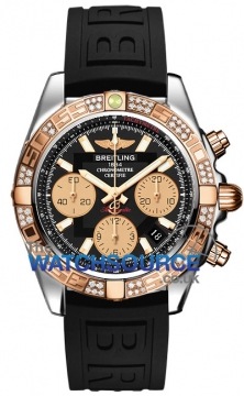 Breitling Chronomat 41 Mens watch, model number - cb0140aa/ba53-1pro3d, discount price of £9,100.00 from The Watch Source