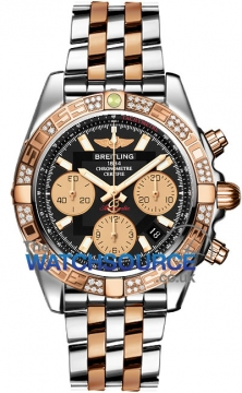 Breitling Chronomat 41 Mens watch, model number - cb0140aa/ba53-tt, discount price of £10,940.00 from The Watch Source