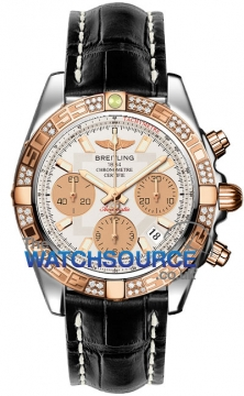 Breitling Chronomat 41 Mens watch, model number - cb0140aa/g713-1ct, discount price of £9,170.00 from The Watch Source