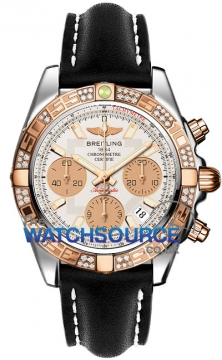 Breitling Chronomat 41 Mens watch, model number - cb0140aa/g713-1ld, discount price of £9,100.00 from The Watch Source