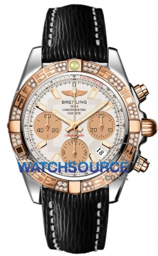 Breitling Chronomat 41 Mens watch, model number - cb0140aa/g713-1lts, discount price of £8,930.00 from The Watch Source