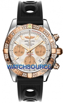 Breitling Chronomat 41 Mens watch, model number - cb0140aa/g713-1or, discount price of £9,100.00 from The Watch Source