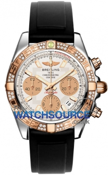 Breitling Chronomat 41 Mens watch, model number - cb0140aa/g713-1pro2t, discount price of £8,880.00 from The Watch Source