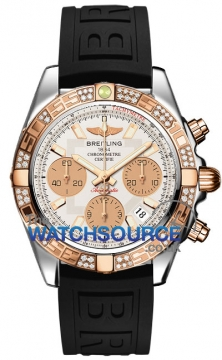 Breitling Chronomat 41 Mens watch, model number - cb0140aa/g713-1pro3t, discount price of £8,900.00 from The Watch Source