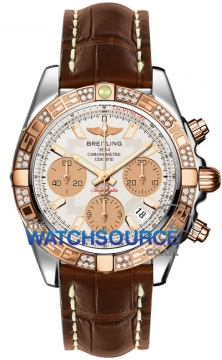 Breitling Chronomat 41 Mens watch, model number - cb0140aa/g713-2cd, discount price of £9,300.00 from The Watch Source