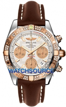 Breitling Chronomat 41 Mens watch, model number - cb0140aa/g713-2lt, discount price of £8,900.00 from The Watch Source