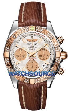 Breitling Chronomat 41 Mens watch, model number - cb0140aa/g713-2lts, discount price of £8,930.00 from The Watch Source