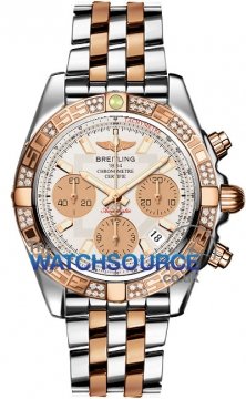 Breitling Chronomat 41 Mens watch, model number - cb0140aa/g713-tt, discount price of £10,940.00 from The Watch Source