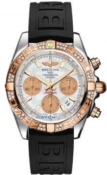 Breitling Chronomat 41 Mens watch, model number - cb0140aa/a722-1pro3t, discount price of £9,412.00 from The Watch Source