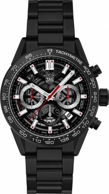 Tag Heuer Carrera Calibre Heuer 02 43mm cbg2090.bh0661 watch
