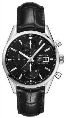 Tag Heuer Carrera Calibre 16 Chronograph 41mm cbk2110.fc6266 watch