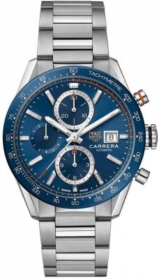 Tag Heuer Carrera Calibre 16 Chronograph 41mm cbm2112.ba0651 watch