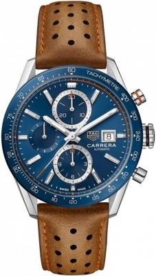 Tag Heuer Carrera Calibre 16 Chronograph 41mm cbm2112.fc6455 watch