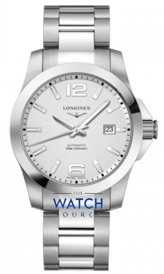 Longines Conquest Automatic 41mm L3.777.4.76.6 watch