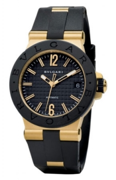 Bulgari Diagono Automatic 35mm Ladies watch, model number - dg35bgvd, discount price of £7,973.00 from The Watch Source