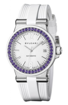 Bulgari Diagono Automatic 35mm Ladies watch, model number - dg35wsawvd, discount price of £3,695.00 from The Watch Source