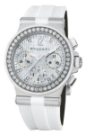 Bulgari Diagono Chronograph 35mm dg35wsdwvdch/8 watch