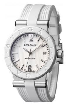 Bulgari Diagono Automatic 35mm Ladies watch, model number - dg35wswvd, discount price of £2,489.00 from The Watch Source