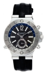 Bulgari Diagono Automatic GMT 40mm dg40c14sldgmt watch