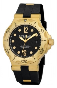 Bulgari Diagono Professional Automatic 42mm Mens watch, model number - dp42bgvdsd, discount price of £12,871.00 from The Watch Source