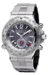 Bulgari Diagono Professional GMT 42mm dp42c14ssdgmt watch