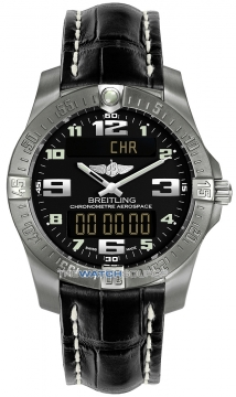 Breitling Aerospace Evo Mens watch, model number - e7936310/bc27-1ct, discount price of £2,550.00 from The Watch Source