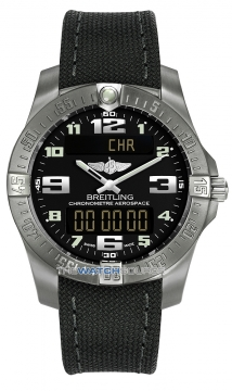 Breitling Aerospace Evo Mens watch, model number - e7936310/bc27-1ft, discount price of £2,287.00 from The Watch Source