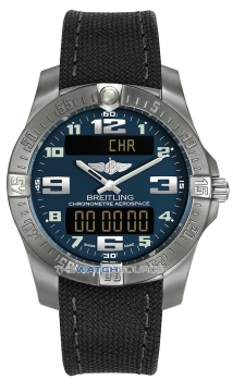 Breitling Aerospace Evo Mens watch, model number - e7936310/c869-1ft, discount price of £2,300.00 from The Watch Source
